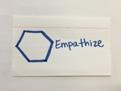 Empathize header